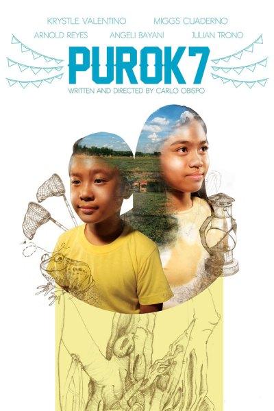Purok 7 movie poster