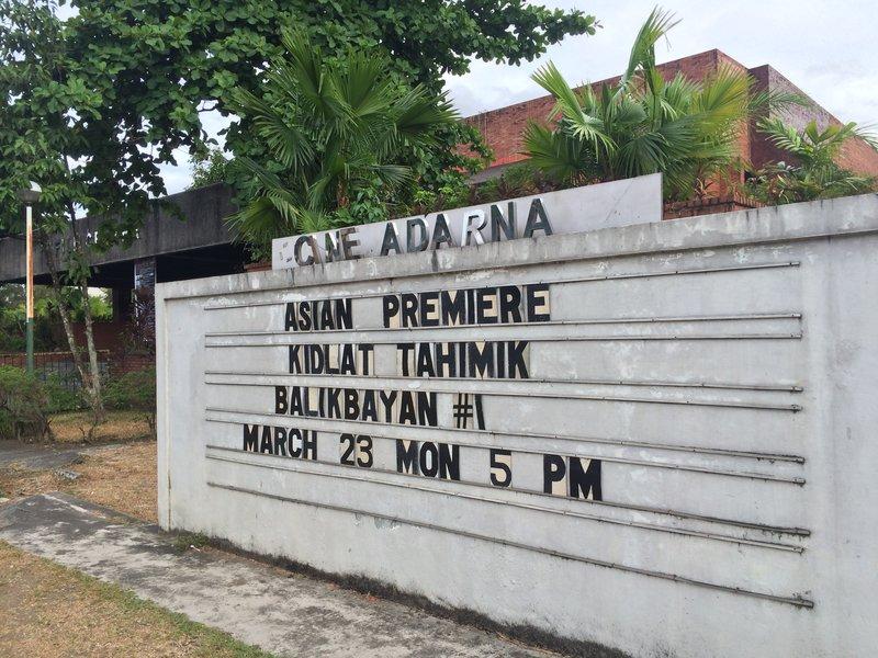 Kidlat Tahimik's 'Balikbayan #1': a quintessential Filipino indiefilm