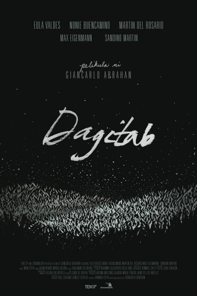 Official movie poster for Dagitab (2014) by Giancarlo Abrahan