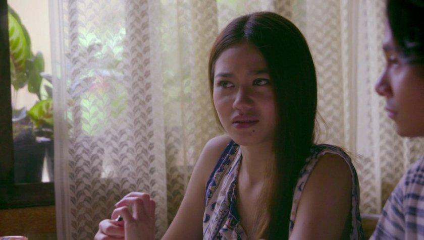 Karen delos Reyes in 'Sakaling Hindi Makarating'.
