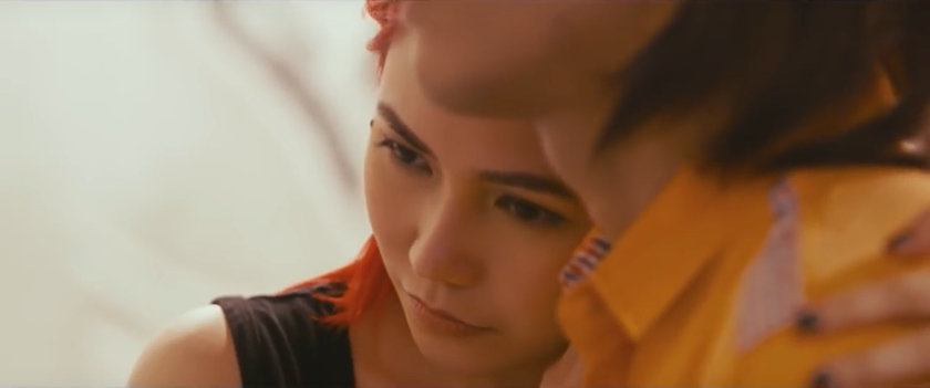 Yeng Constantino in 'Shift'.